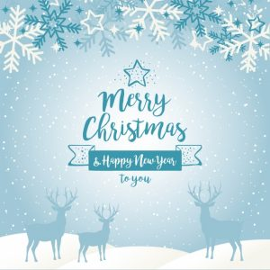 blue-christmas-background-with-silhouettes-of-reindeers-and-snowflakes_1183-196